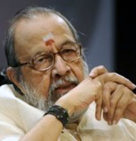 Tamil lyricist Vaali