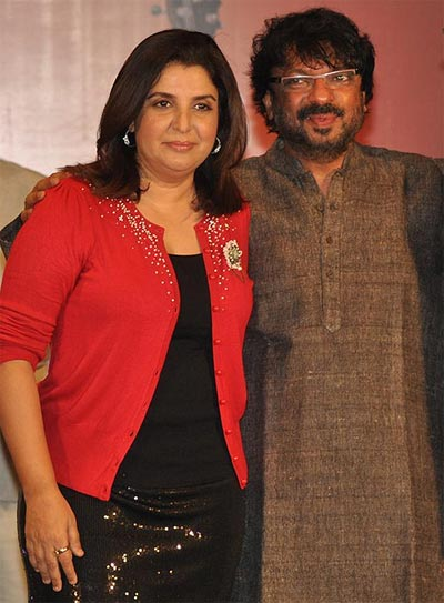 Farah Khan-Sanjay Leela Bhansali