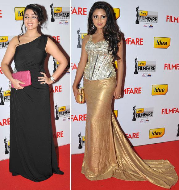 Amala Paul, Charmee Kaur