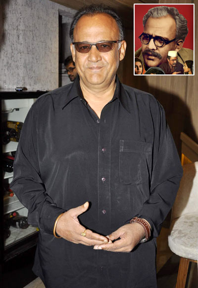 Alok Nath. Inset: As Haveliram in Buniyaad
