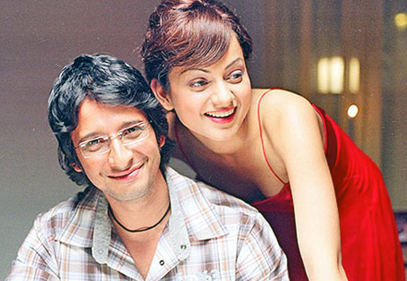 Sharman Joshi and Kangna Ranaut in Life In A... Metro