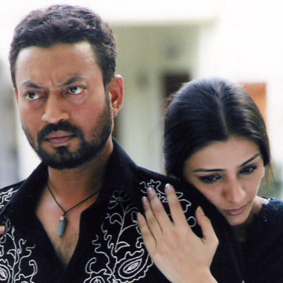 Irrfan Khan and Tabu in Maqbool