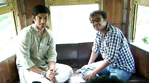Sushant Singh Rajput and Dibaker Banerjee