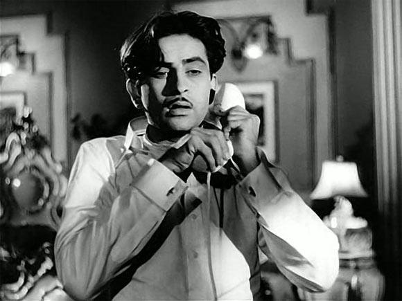 Raj Kapoor in Andaz