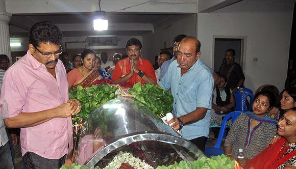 K S Ravikumar