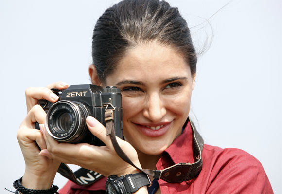 Nargis Fakhri in Madras Cafe