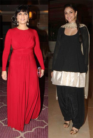 Neeta Lulla and Aditi Rao Hydari