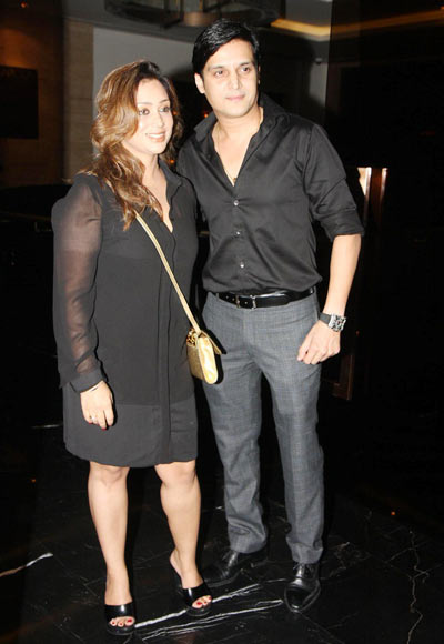 Jimmy Shergill and Priyanka Puri