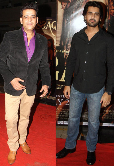 Ravi Kishan, Arjan Bajwa