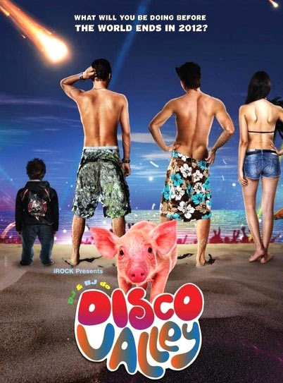 Movie poster of Disco Valley
