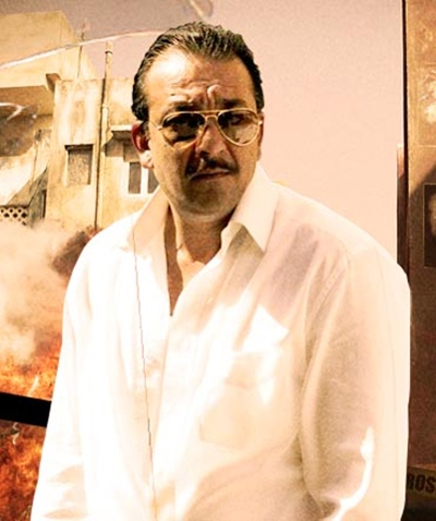 Sanjay Dutt in Shootout At Lokhandwala