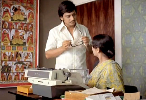 Amol Palekar and Zarina Wahab in Gharonda