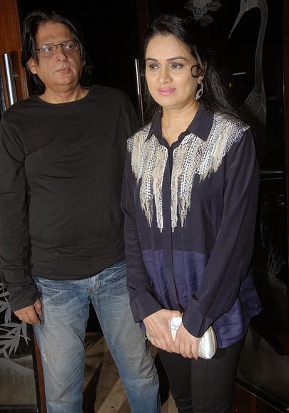 Tutu Sharma and Padmini Kolhapure