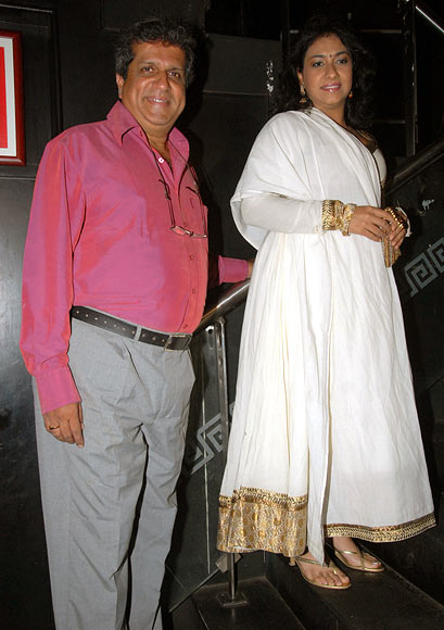 Darshan Zariwala with a friend