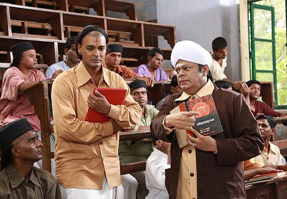 Abhinay Vaddi as Ramanujan
