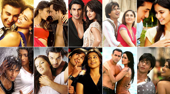 The best couples on screen? VOTE!
