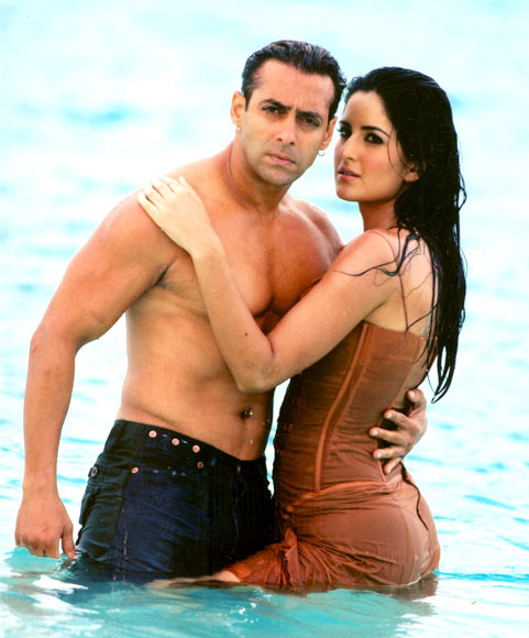 Salman Khan and Katrina Kaif in Maine Pyar Kyun Kiya