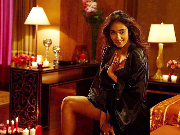 Jiah Khan in Housefull