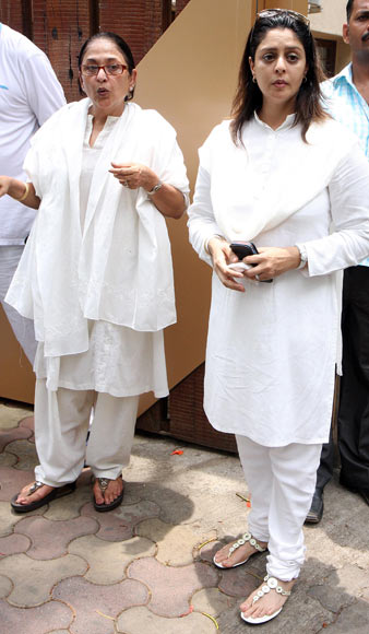 Anju Mahendroo and Nagma