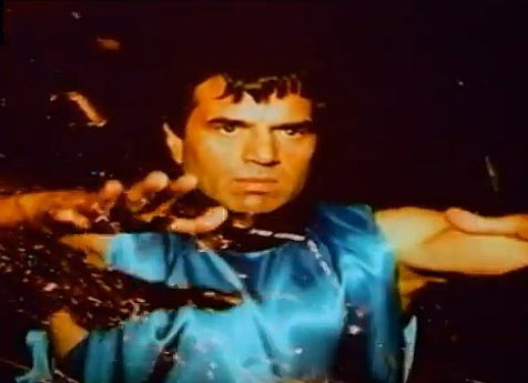 Dharmendra in Superman