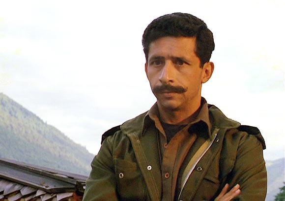 Naseeruddin Shah in Khamosh