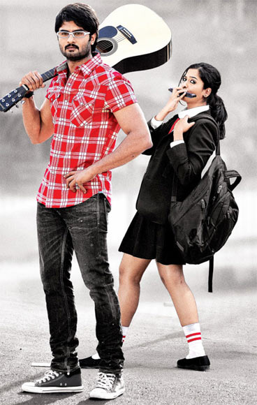 Sudheer Babu and Nanditha in Prema Katha Chitram