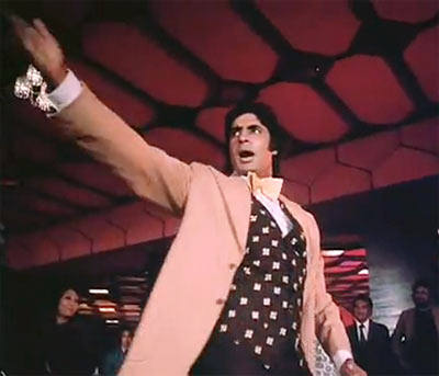 Amitabh Bachan in Don