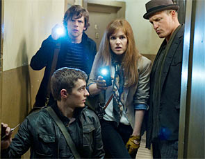 A scene from Now You See Me