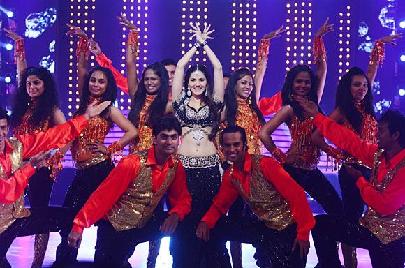 Sunny Leone on Jhalak Dikhhla Jaa