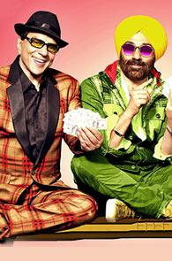 Dharmendra and Sunny Deol in Yamla Pagla Deewana 2