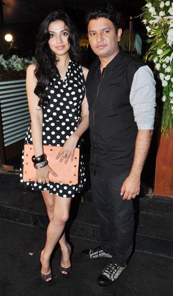 Bhushan Kumar and Divya Koshla