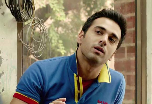 Pulkit Samrat in Fukrey