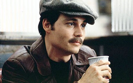 Johnny Depp in Donnie Brasco