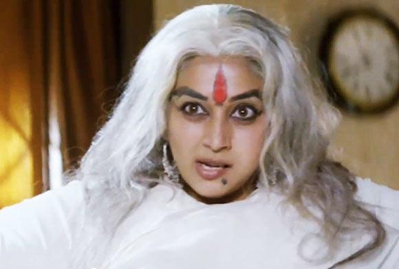 Madhuri Dixit in Raja