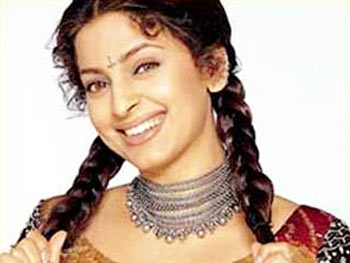 Juhi Chawla in One Two Ka Four