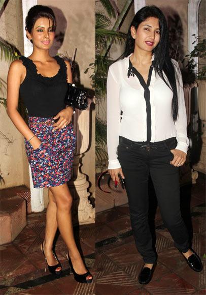 Geeta Basra and Deepti Bhatnagar