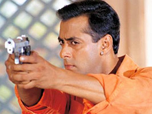 Salman Khan in Tumko Na Bhool Payenge