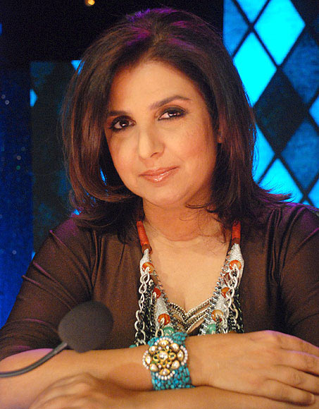 Farah Khan in India's Got Talent
