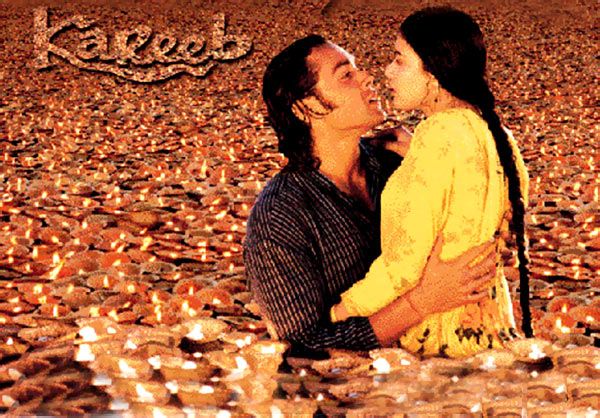 Bobby Deol and Neha in Kareeb