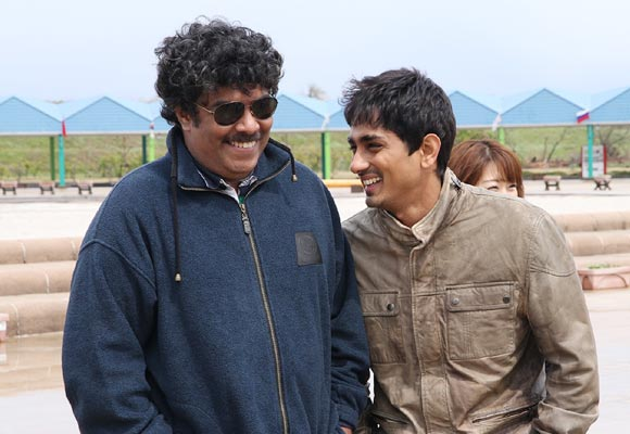 Sundar c and Siddharth