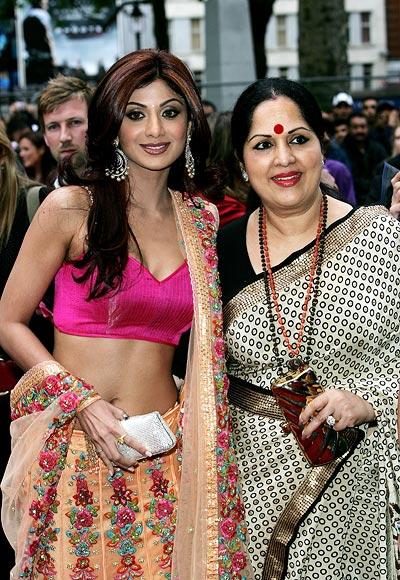 Shilpa Shetty wi
