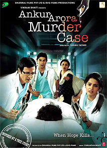 The Ankur Arora Murder Case poster