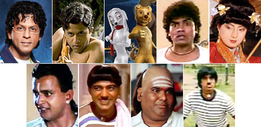 The WORST South Indian accents in Hindi films? VOTE!