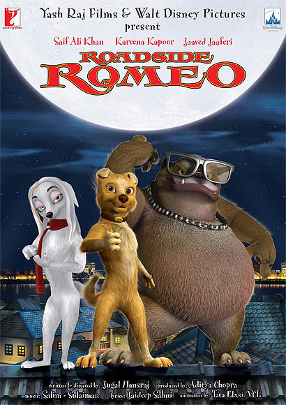Movie poster of Roadside Romeo