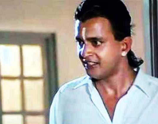Mithun Chakraborty in Agneepath