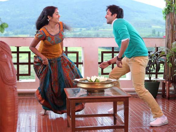 A scene from Intinta Annammayya