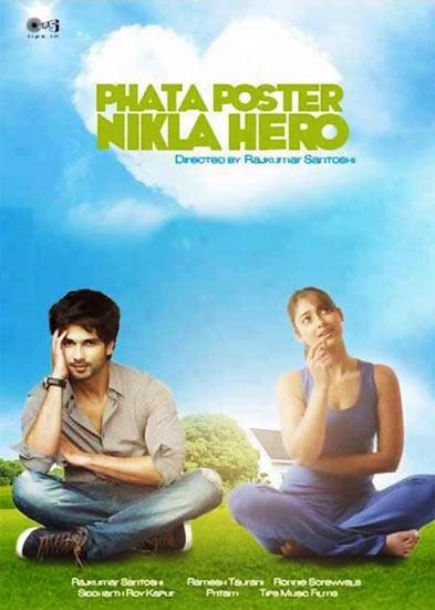 Movie poster of Phata Poster Nikla Hero