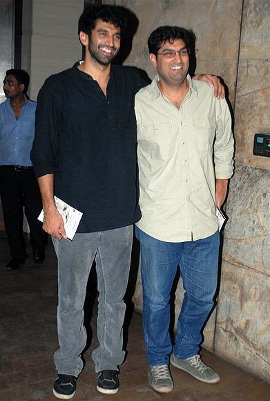 Aditya and Kunaal Roy Kapoor
