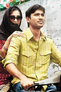 A scene from Raanjhanaa