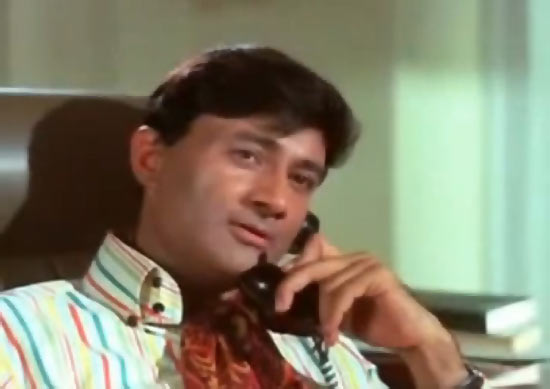 Dev Anand in Johny Mera Naam